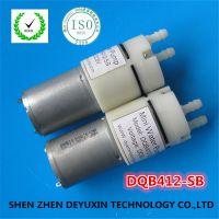 供应厂家直销 茶盘水泵 小型水泵 微型直流水泵 DQB412-SB