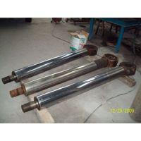 液压缸活塞杆双活塞杆气缸不锈钢活塞杆保养