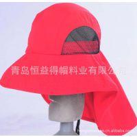 2015春季厂家低价直销红色女士空白大沿帽 太阳帽大边帽遮阳帽
