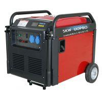 供应欧鲍动力5千瓦高品质意大利技术数码发电机,超静音数码发电机组