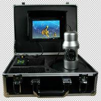 柏宜斯水下高清摄像头,360度旋转CCD水下高清摄像头价格QX802