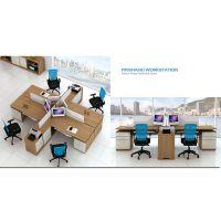 西安屏风办公桌 西安隔断屏风 推荐欧乐办公家具 4006608869