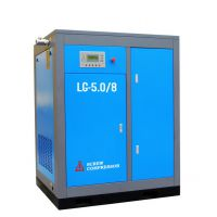 浙江开山电动移动螺杆式空压机LGDY-10/8G厂家直销