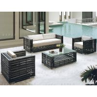 户外沙发 休闲沙发 高档大气质量好大型户外家具工厂直销