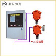 乙炔灌区仓库气体泄漏报警器 风煤电石气C2H2气体浓度检测器