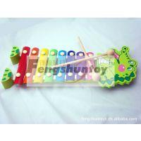 【益智】卡通动物八音琴 婴儿用品系列 脑力开发 儿童玩具