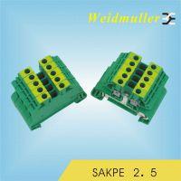 供应魏德米勒 接线端子排 接地 SAKPE2.5 原装*** 放心购买