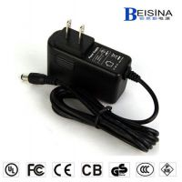 12V1000MA中规电源适配器,12V12W开关式电源,3C标准插墙充电器