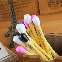 创意卡通笔 火柴头卡通圆珠笔 B065 时尚办公文具 个性韩版圆珠笔