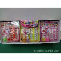 2000G韩版指甲贴 DIY美甲套装 漂亮的指甲 儿童指甲油套装二代