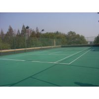 供应网球场铺设 施工 沈阳润腾体育网球场施工 15940569421