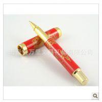 万里文具【厂家】供应各种金属笔 陶瓷笔 中国红笔 真瓷笔 红瓷笔