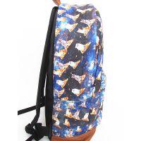 男女包双肩包2014新款欧美时尚潮流欧美璀璨星空书包旅行背包夏款