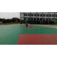重庆塑胶篮球场EPDM地胶货号22330山东东大胶水专用塑胶颗粒