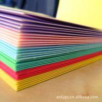 厂家直销 彩色西式信封批发-6色可选 大尺寸 单张入 可定制