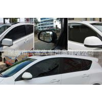 供应黑色汽车防爆膜 光学反射膜 金属阻隔汽车玻璃贴膜 汽车车膜批发