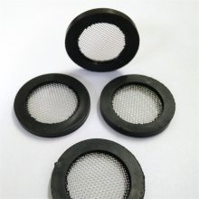 外直径30mm平面过滤网垫片橡胶垫片304不锈钢