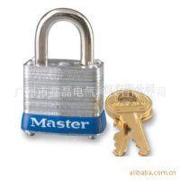 批发***马斯特锁具 千层锁 合金钢挂锁 防盗机械锁 箱包挂锁