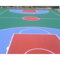 供应篮球场施工 铺装 沈阳润腾体育 专业 一流技术 值得信赖