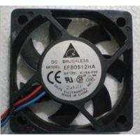 EFB0512HA 原装台达现货 变频器风扇双滚珠风扇