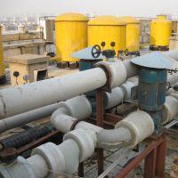 供应热泵机组噪声治理工程 噪音处理 降噪减振 隔声 消声 吸声 泛德声学 声学专家