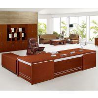 供应大班台 老板桌 总裁桌 时尚 简约 主管桌 办公家具