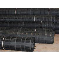 低价长期供应钢塑凸接点土工格栅