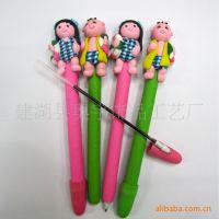 2011年款公仔文具笔,促销笔,礼品笔,广告笔,学习用品笔