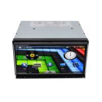 供应JOYOUS 6.95寸下滑面板通用车载DVD 内置GPS导航/ISDB-T 高清播放 支持IPOD