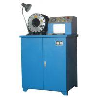 供應豪日鎖管機 扣壓機 扣管機 DSG-250C型