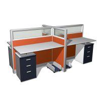 海珠办公屏风,办公屏风桌,办公台定制厂家