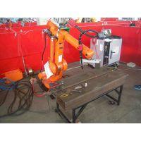 智能机器人 瑞典abb 天虹首创自动焊接机器人