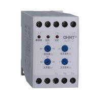 批发***正泰XJ3-D AC380V保护继电器电压保护器断相与相序继电器
