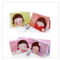 韩国热卖 饼干女孩可爱妞子卡包 卡夹 12卡册 银行卡包 卡套批发