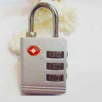 TSA密码挂锁、海关密码锁、密码锁、批发包邮、机场锁 TSA-520-2