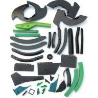 供应工程塑料、MC尼龙各种异形件、非标件、标准件、塑料异形件