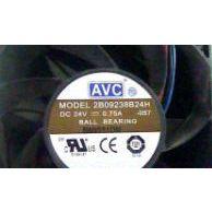 2B09238B24H奇宏AVC 9238变频器车载功放LED散热工控机箱 24V风扇