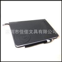 专业生产 精装压印LOGO皮面笔记本