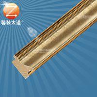 相框线条 木质 实木画框定制 镜框线条批发 上海厂家直销5535S