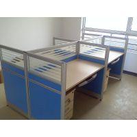 供应天津办公家具公司板式屏风办公桌L桌直桌批发定做起批4套