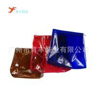 供应厂家生产透明PVC袋 磨砂PVC袋 手提有色PVC袋定制