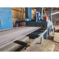 供应冷拔圆钢、冷拔扁钢、冷拔方钢、冷拉圆钢、冷拉扁钢、冷拉方钢表面抛丸打砂除锈处理设备