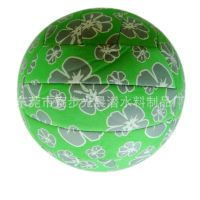 供应新产品开发厂家直销 环保潜水料机锋5号布排球 促销、练习