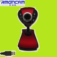 供应夹子式摄像头 高清视频摄像头 个人高端主流 S608