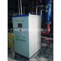 HCTCS胶球自动在线清洗装置,德通DT冷凝器在线清洗设备