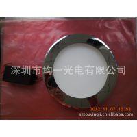 激光导光板 丝印导光板 LED平板灯导光板扩散板套件 直径77*4