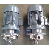 安徽天耐CYBAW卫生级不锈钢离心泵价格型号CYBAW性能耐磨