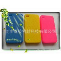 新款4G iphon硅胶滴胶手机套/苹果4G手机套
