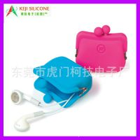 硅胶零钱包 化妆防水包 糖果色卡片包 相机防水包 钥匙防水包