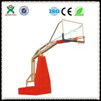 深圳哪里有钢化玻璃篮球架卖 深圳移动篮球架厂家